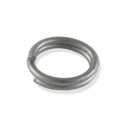 OTH1525 Кольцо соединительное, двойное, 0,8*7мм, 30шт/уп