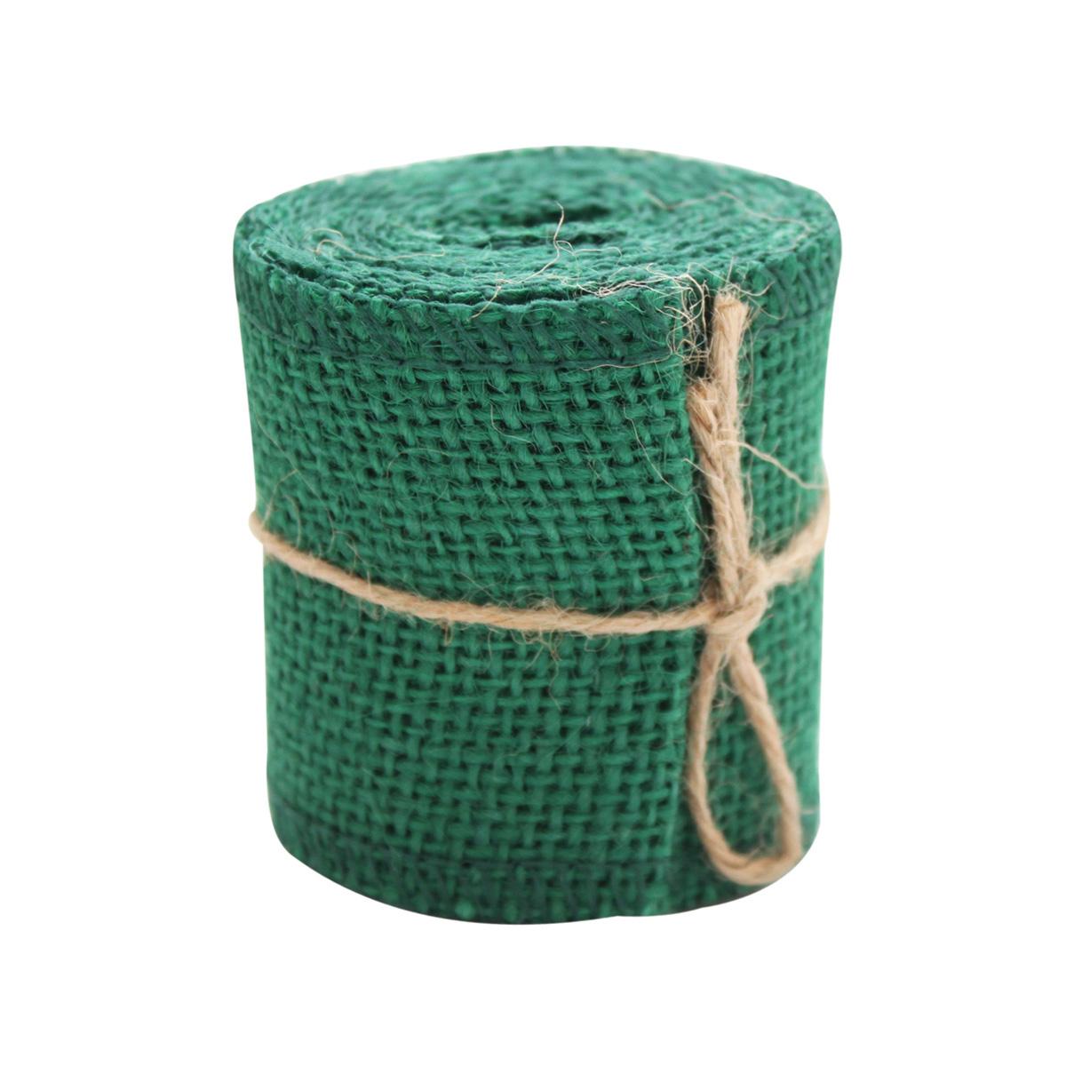Полоска из декор.ткани, размер 6см*2м± 5см,100%лен