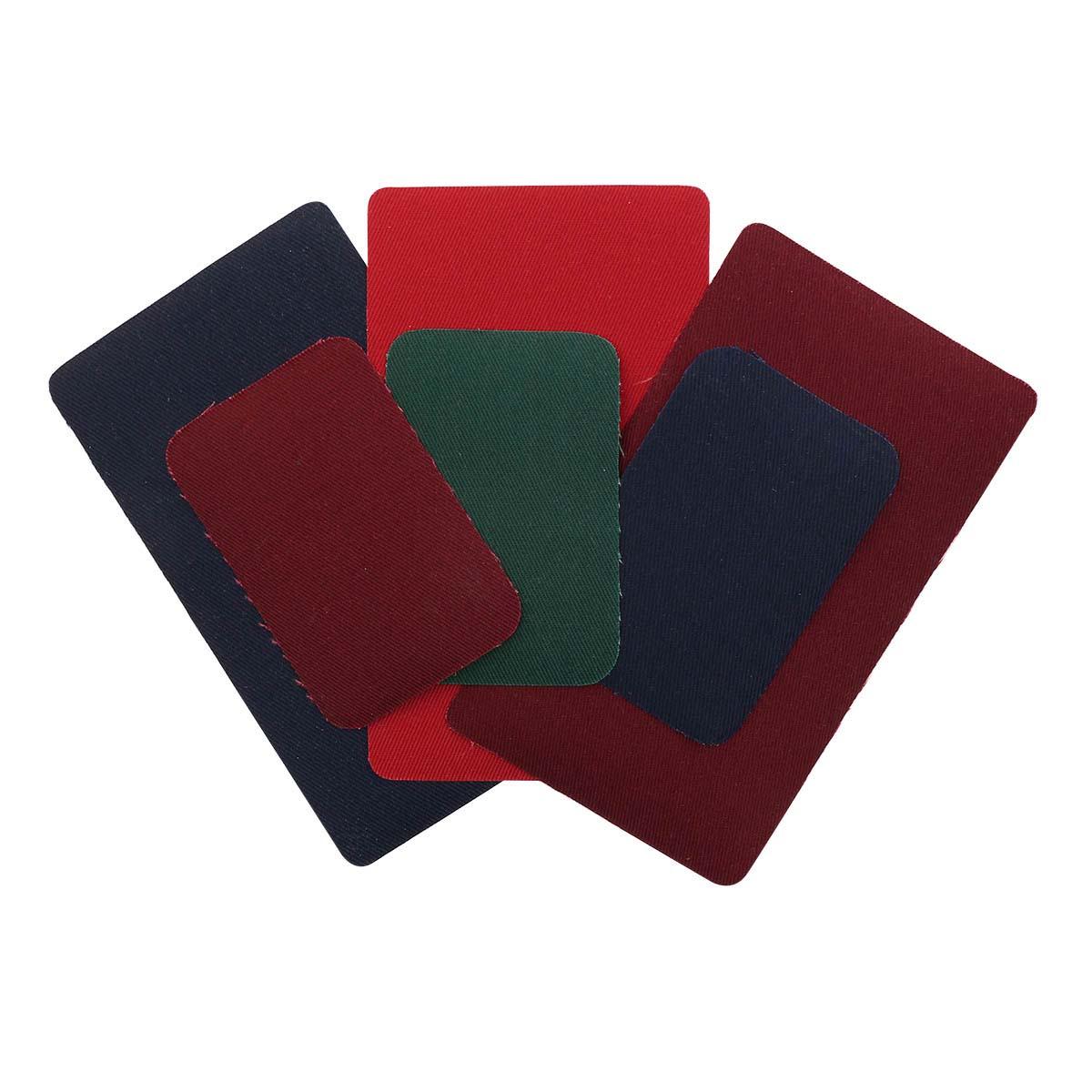 Набор джинсовых термозаплаток, 810280, Hobby&Pro