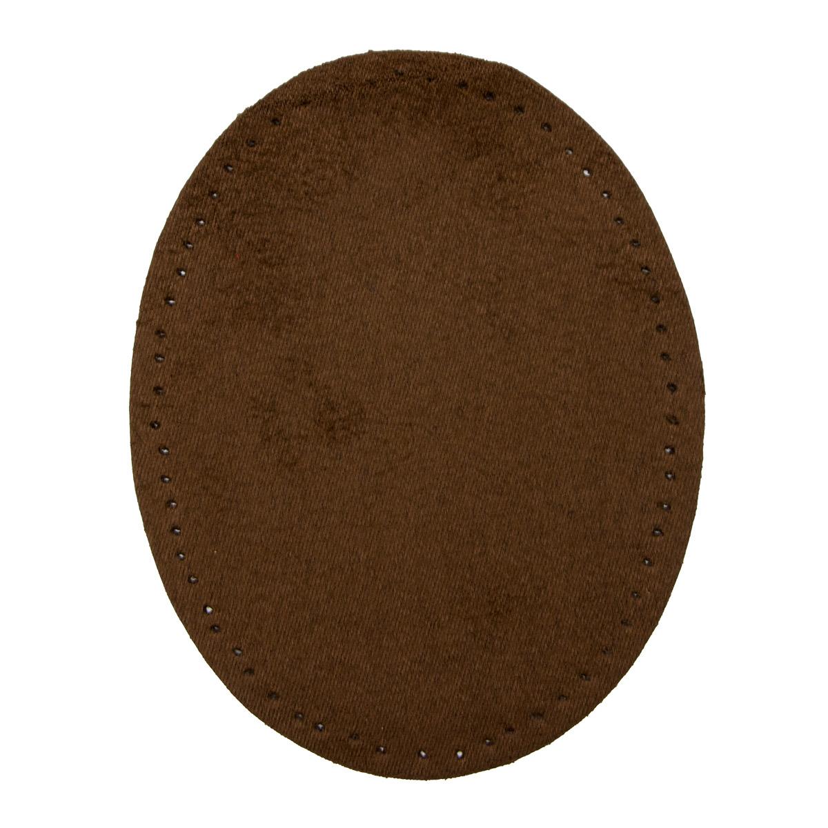 Набор заплаток из кожи (искус.замша), 810290, Hobby&Pro