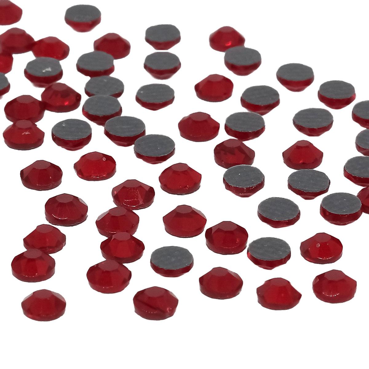 Стразы термоклеевые, 2,9мм, ss10, 288 шт/уп, Cristyle