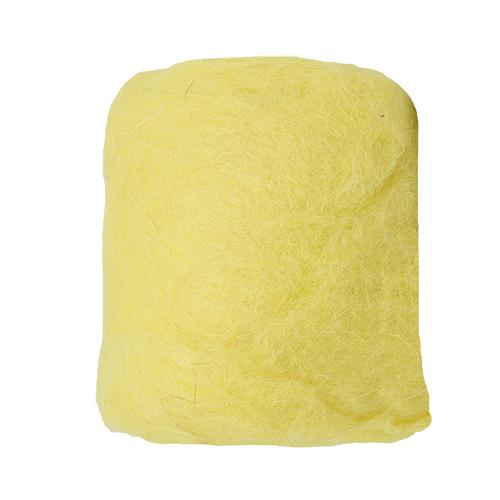 2553004 Шерсть для валяния лимонный, 30 гр. Glorex