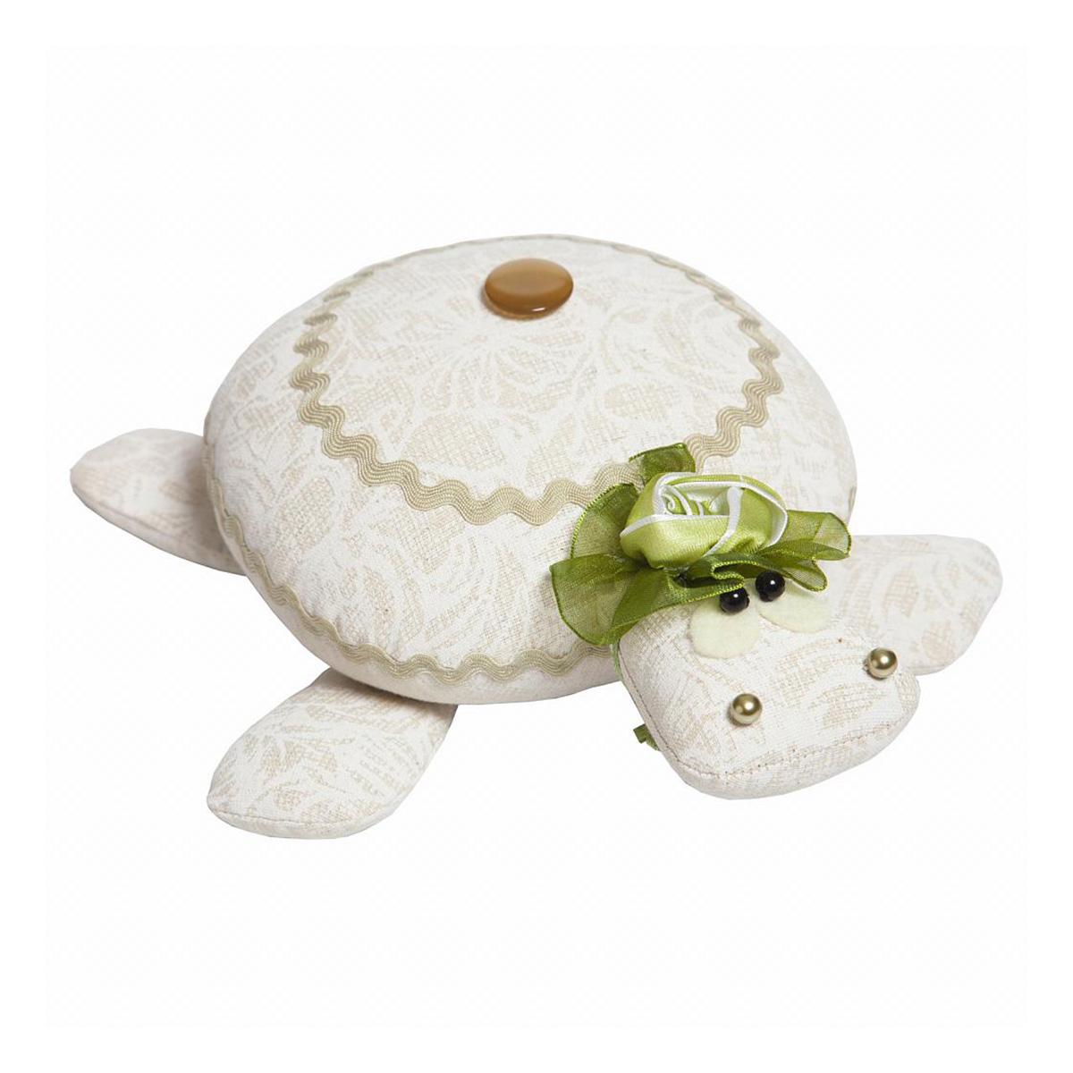 ТК-028 Набор для шитья мягкой игрушки 'Черепашка Зефирка'