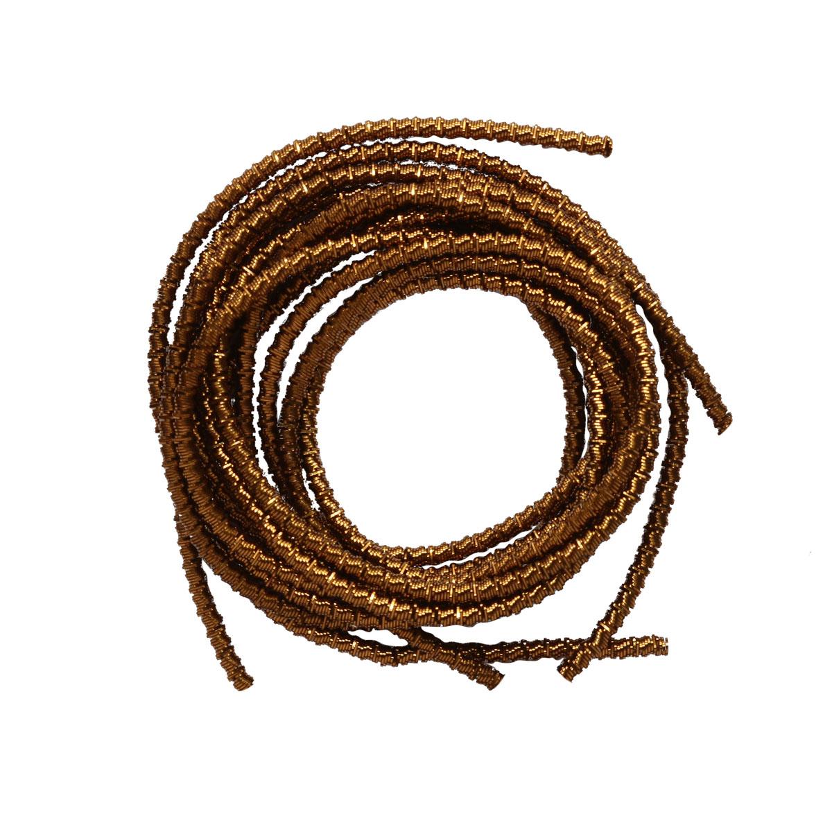 ТБ002НН2 Трунцал Бамбук бронза 2 мм, 5 грамм +/- 0,1 гр.