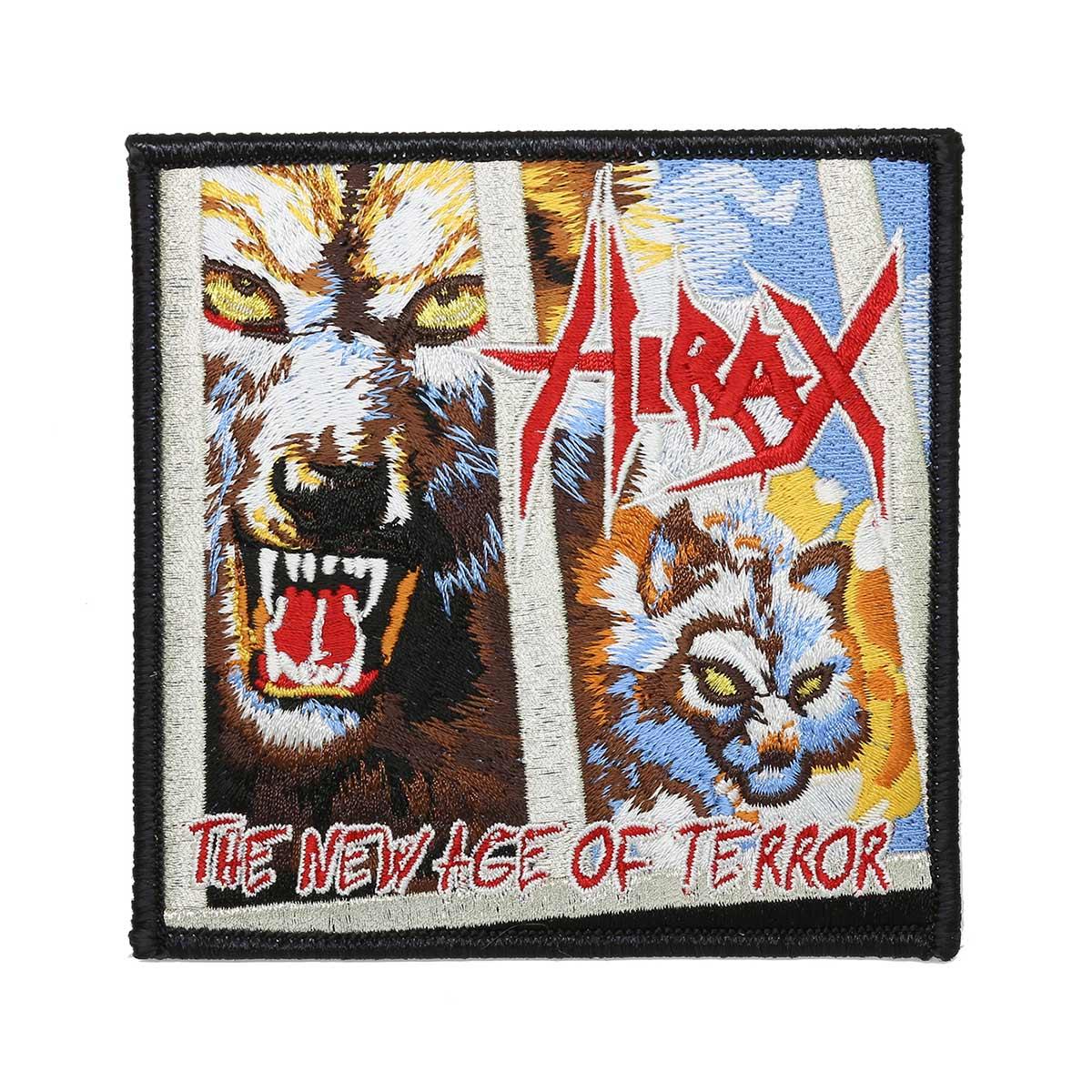 Термоаппликация AD1009 AIRAX (террор) Hobby&Pro