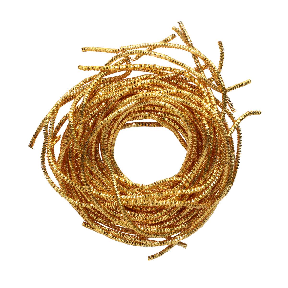 ТК001НН07 Трунцал Золото 0,7 мм 5 грамм +-/- 0,1 гр.
