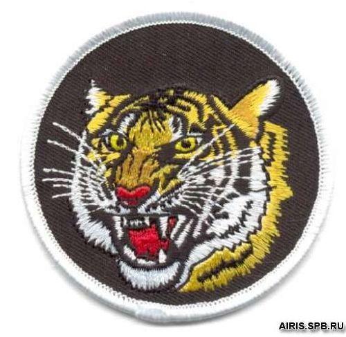 Термоаппликация AD1019 Тигр Hobby&Pro