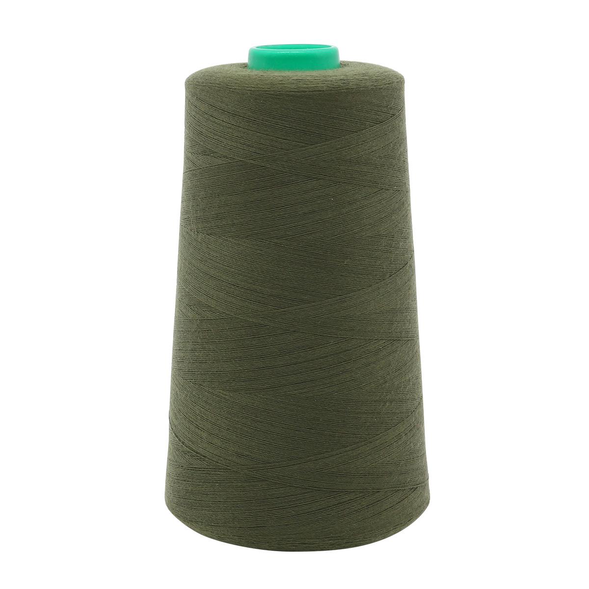 Универсальная швейная нить, 50/2, 5000 ярд, 100% пэ, Bestex