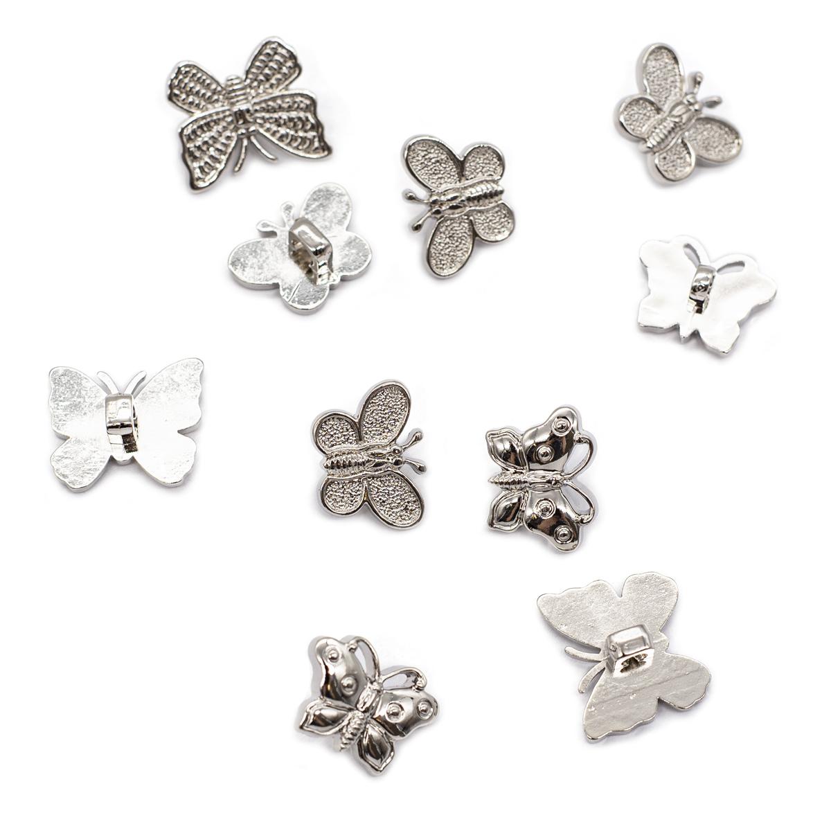 4251, Пуговицы. Бабочки