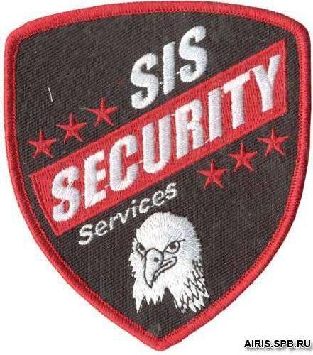 AD1033 Термоаппликация Security (охрана), 10*9 см, Hobby&Pro