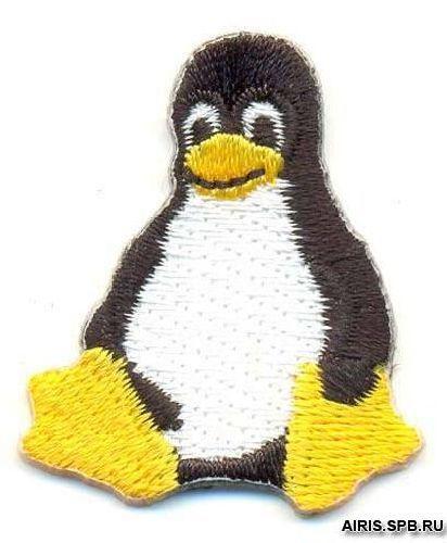 Термоаппликация AD1034 Пингвин Hobby&Pro