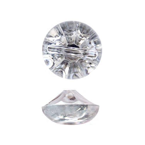 ГУ220 Пуговица кристалл 25мм