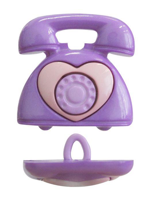 Пуговица, Телефон (48811) 25мм