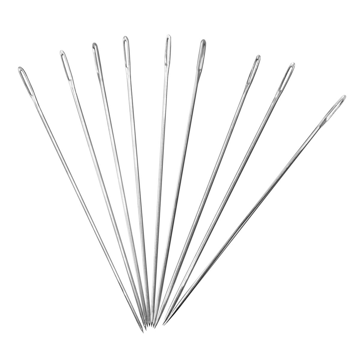 Иглы ручные для тонкой шерсти №9, 16шт. 110103, Hobby&Pro