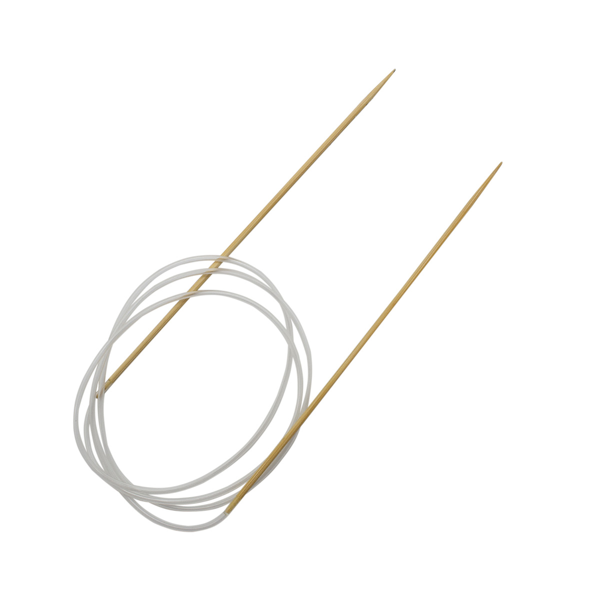 Спицы круговые бамбук 942120, 100 см, 2,0 мм, Hobby&Pro