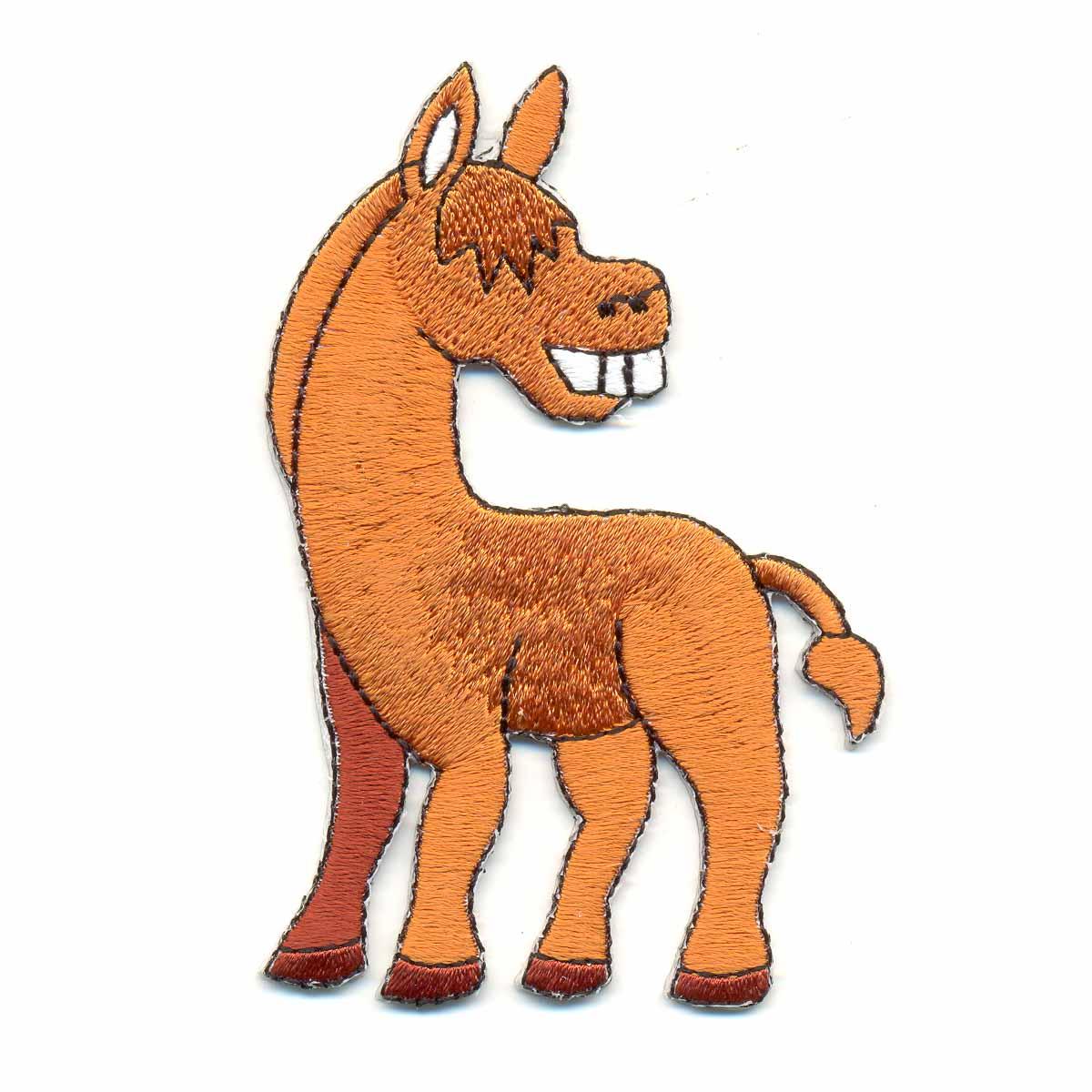 Термоаппликация AD1072 Лошадь, Hobby&Pro
